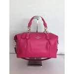 COACH 33806 COLETTE SATCHEL IN LEATHER